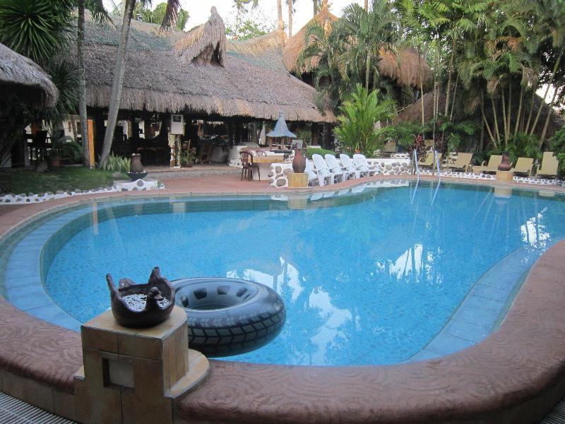 El dorado beach resort dumaguete philippines overview for El dorado cabins