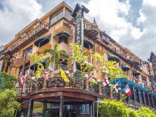 ペントハウス ホテル1