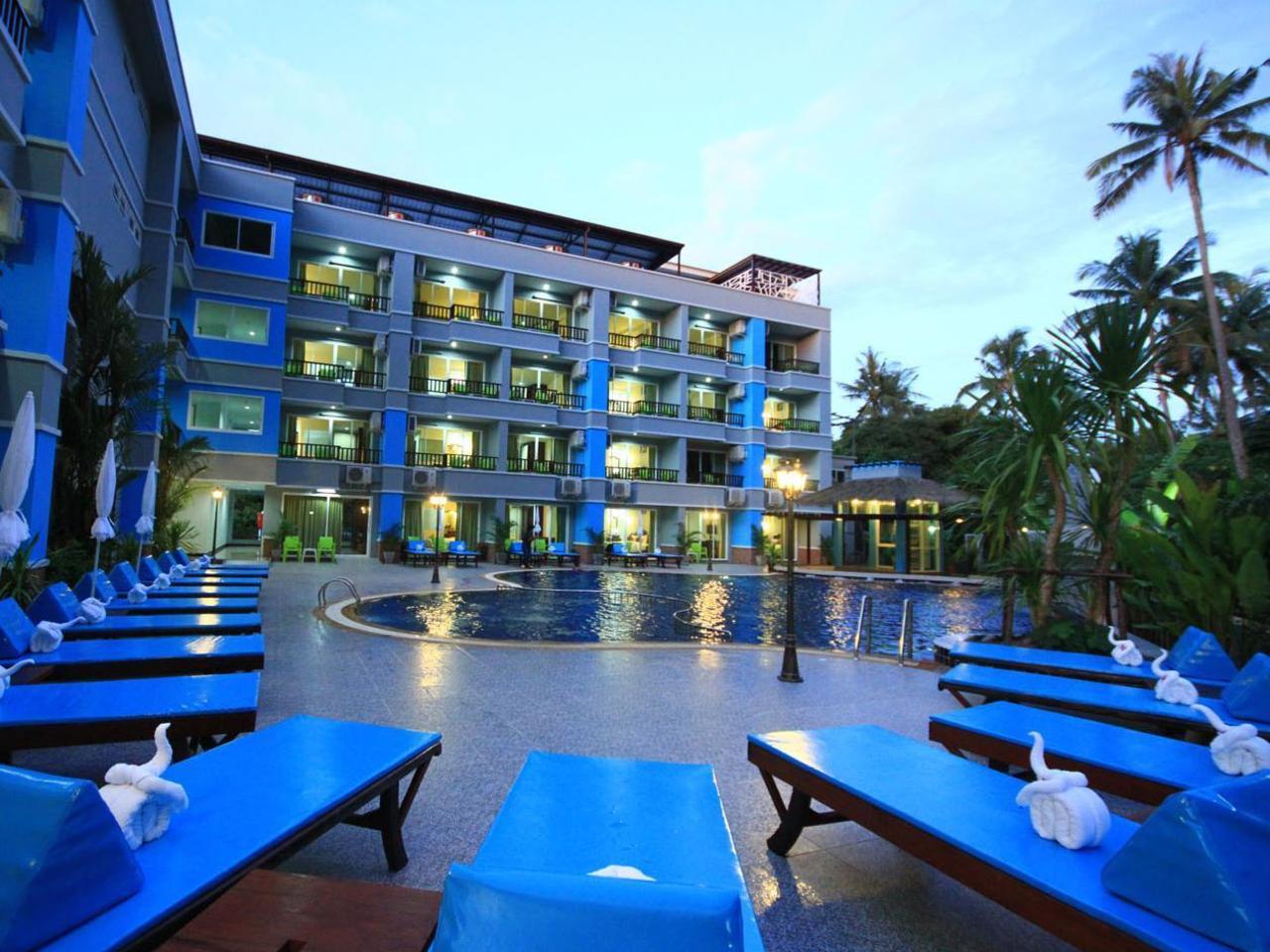 อ่าวนาง ซิลเวอร์ ออคิด รีสอร์ท (Aonang Silver Orchid Resort)
