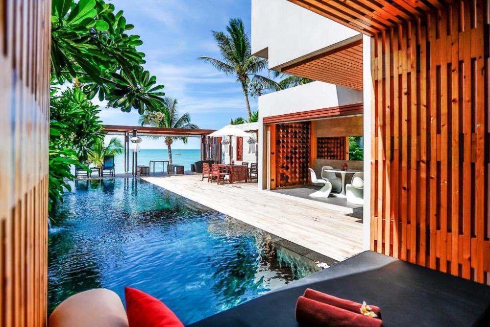 Pavilion Pool Residence