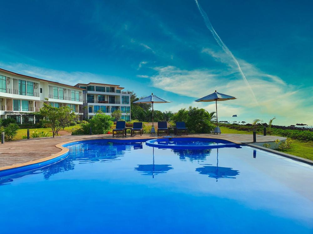 The Beach Resort & Residence