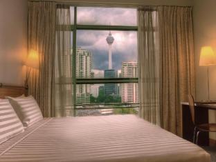 Alpha Genesis Hotel Kuala Lumpur - Room with KL Tower View - King bed