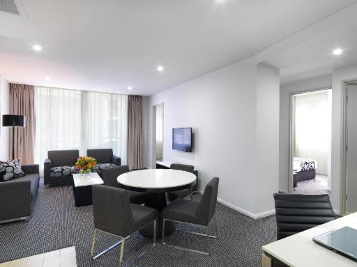 Meriton Serviced Apartments North Ryde hotel accepts paypal in Sydney