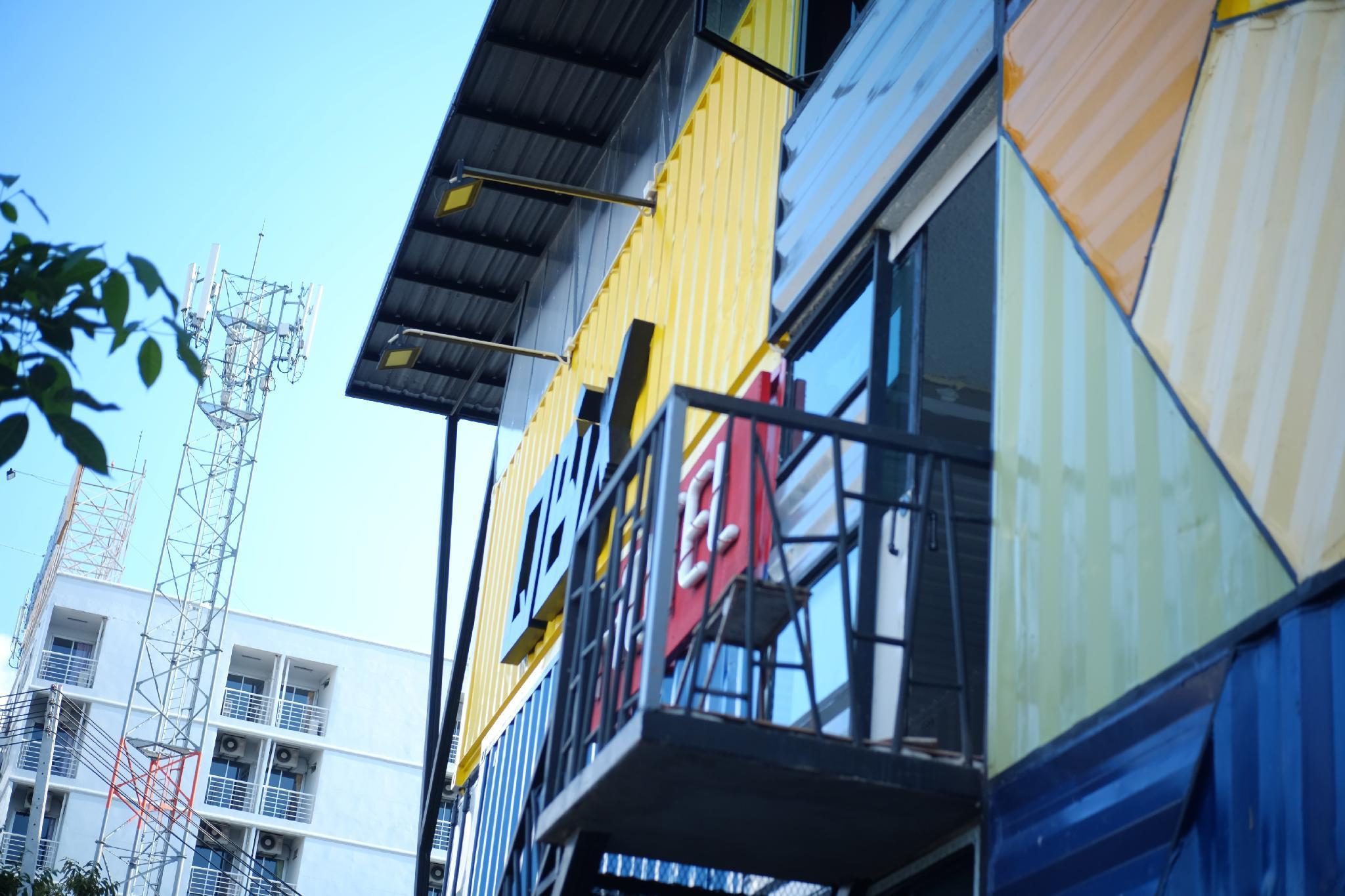 QBix Hotel,โรงแรมคิวบิกซ์