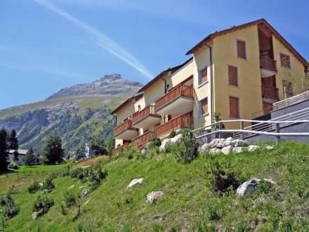 Apartment Chesa Sur Puoz E8 Samedan Switzerland