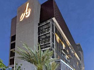 アマルーサ コスモ ホテル ジャカルタ インドネシア1