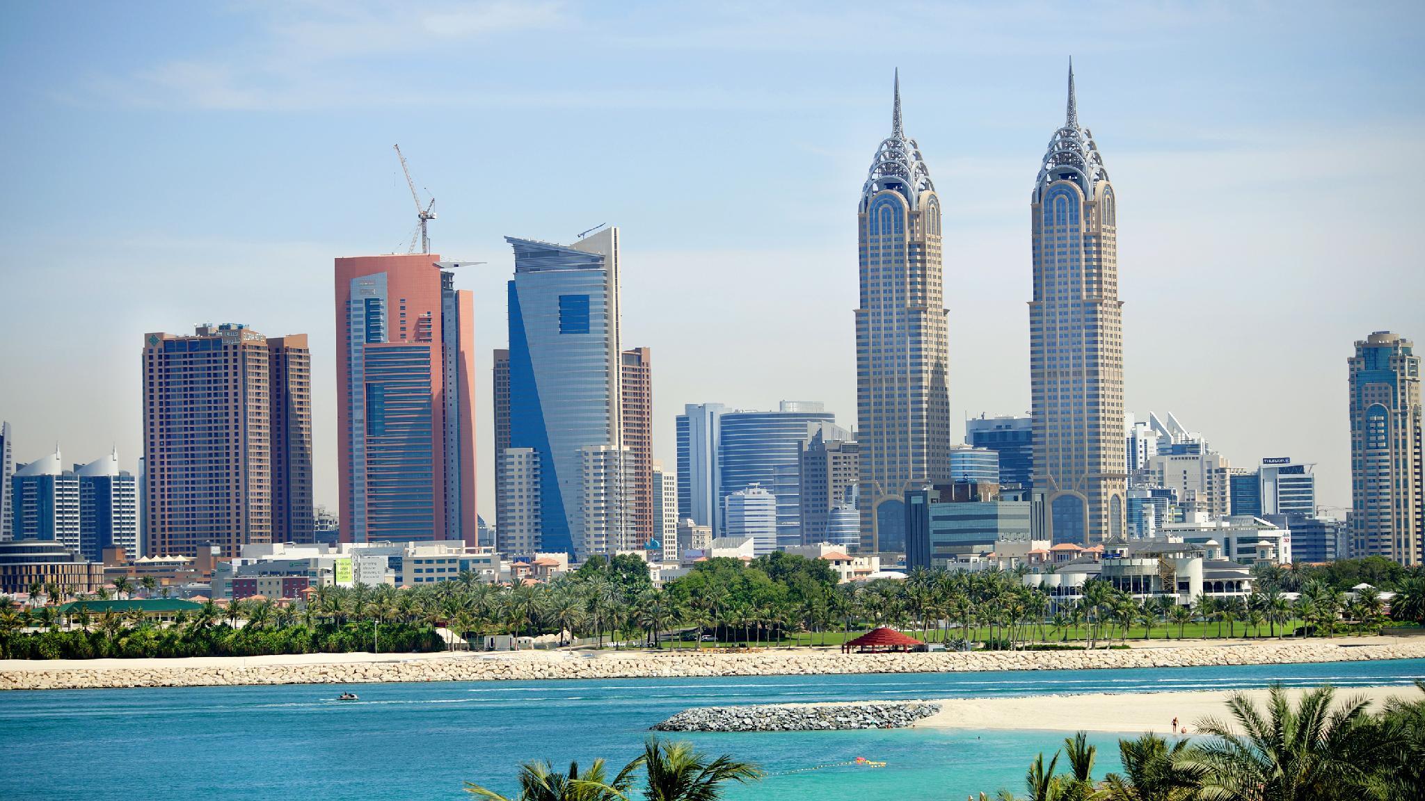 AlSalam Grand Hotel and Hotel Apartments Media City – Dubai 1