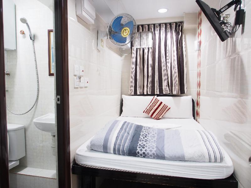 シャンハイ ホステル HK(Shanghai Hostel HK)