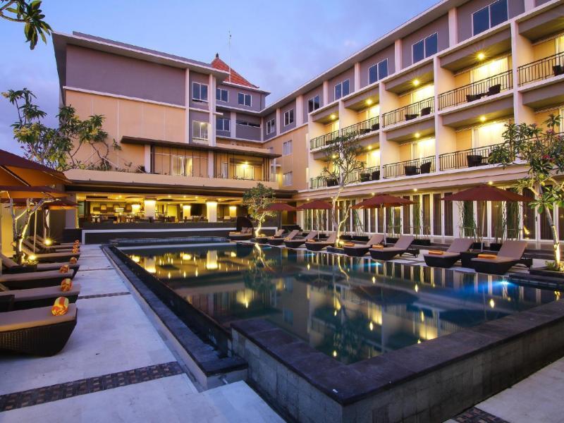 ザ カナ クタ ホテル