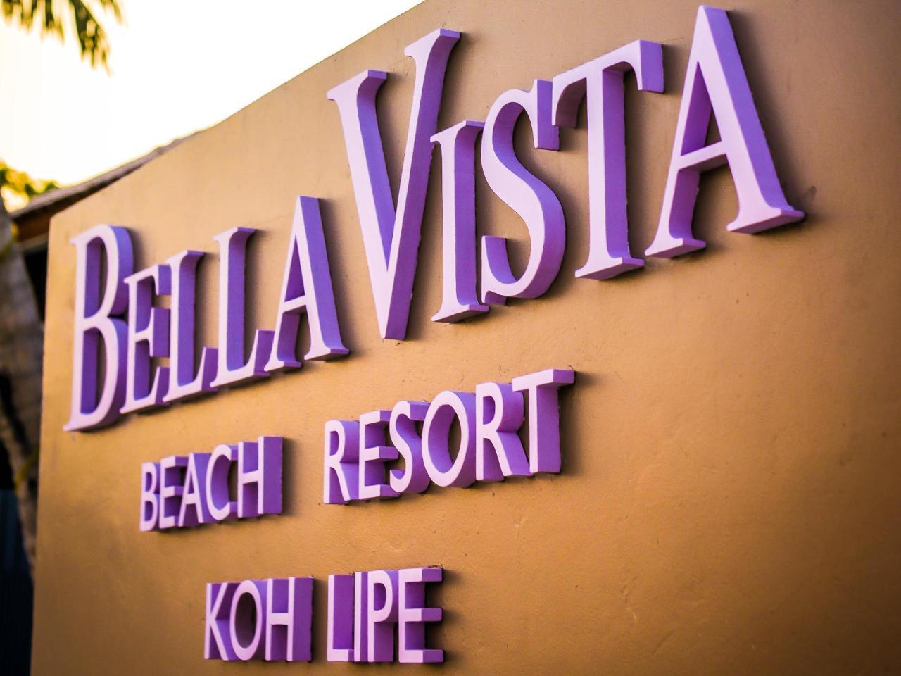 เบลลา วิสตา บีช รีสอร์ท เกาะหลีเป๊ะ (Bella Vista Beach Resort Koh Lipe)