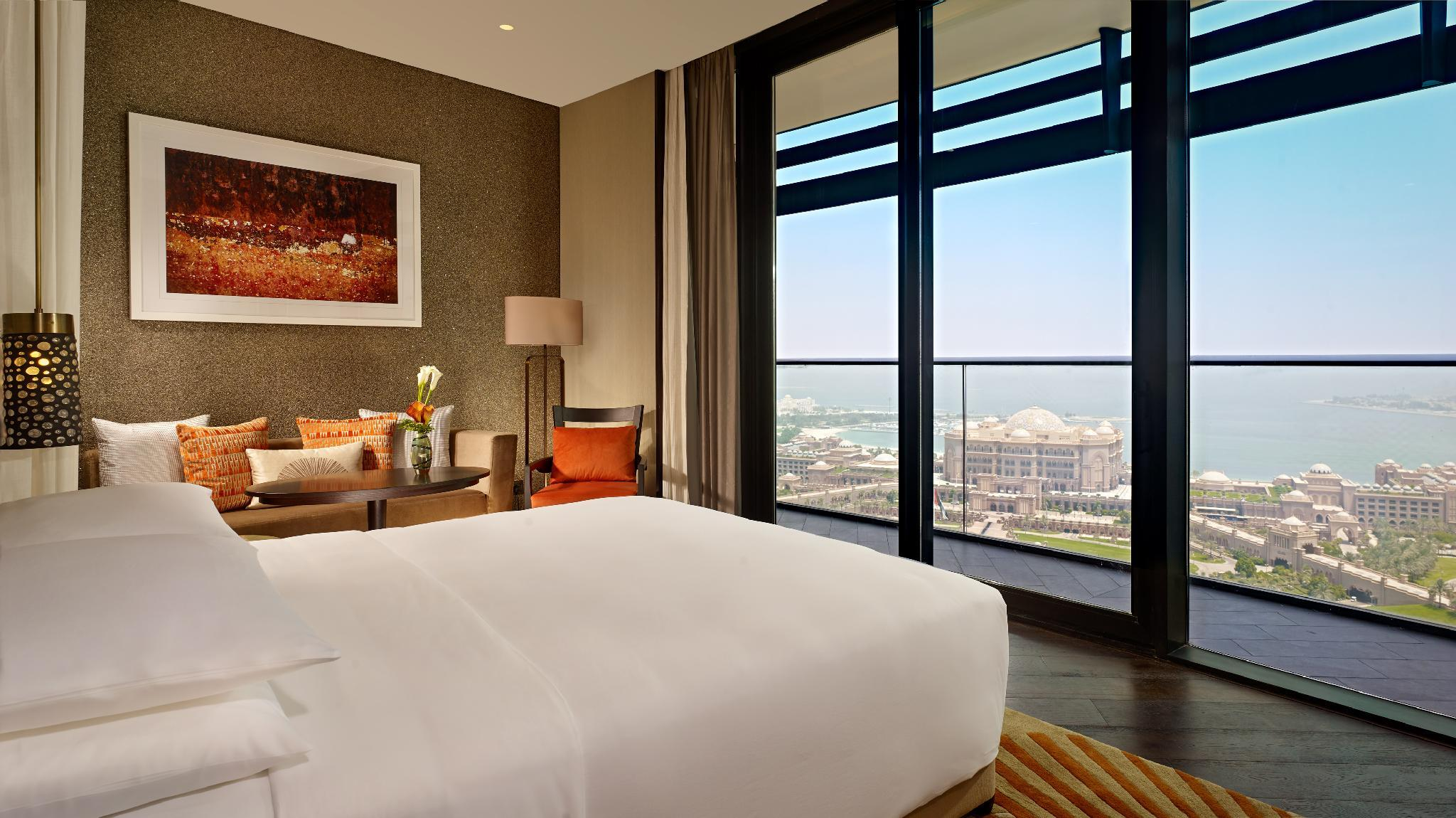 Grand Hyatt Abu Dhabi Hotel and Residences Emirates Pearl – Abu Dhabi 2