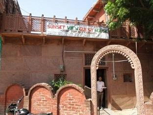 Sunset View Guest House, Fatehpur Sikri, Indien