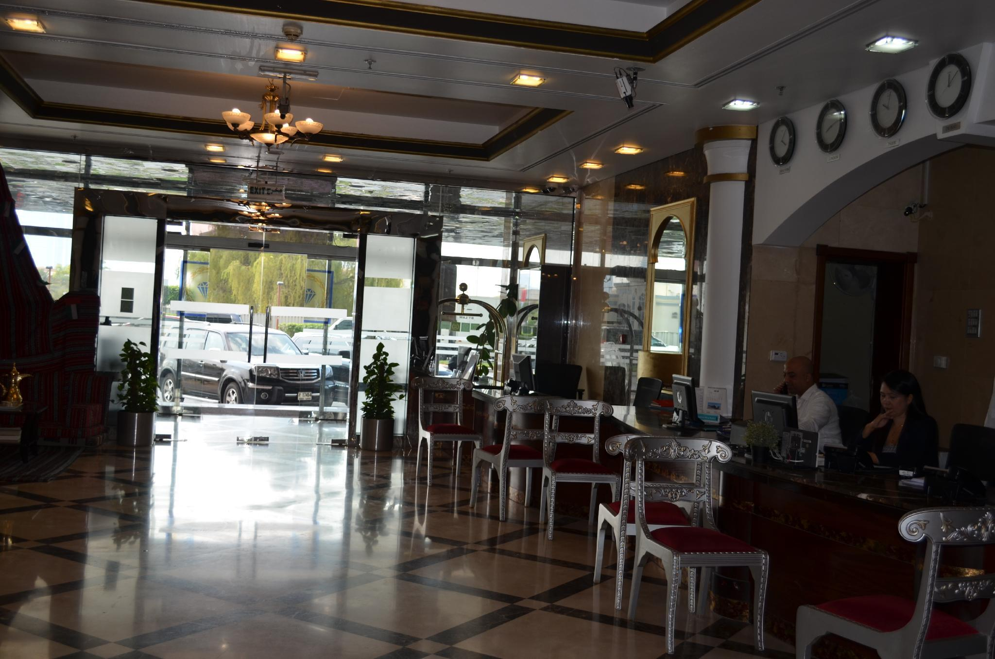 West Zone Plaza Hotel Apartments – Dubai 4