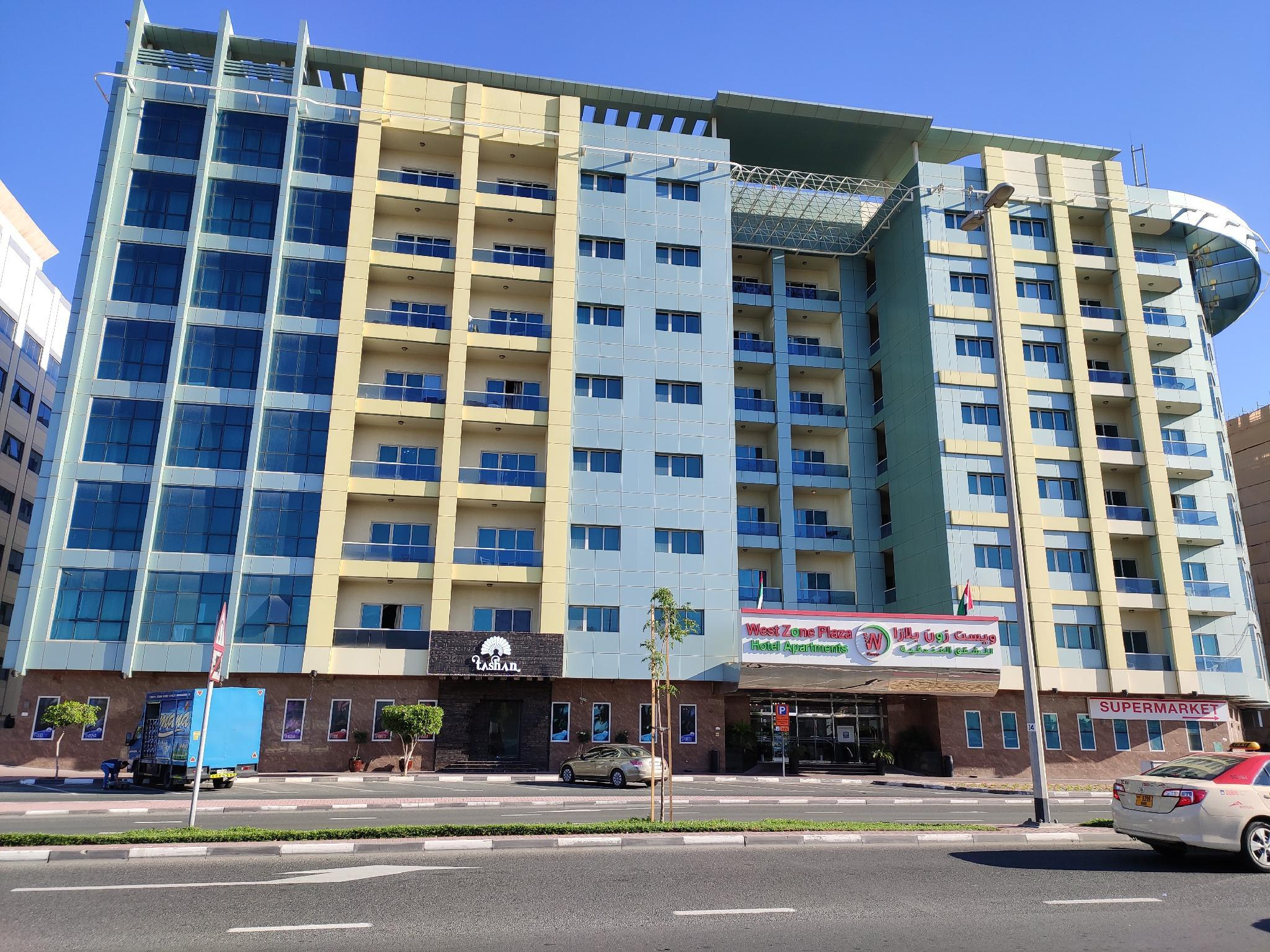 West Zone Plaza Hotel Apartments – Dubai 1