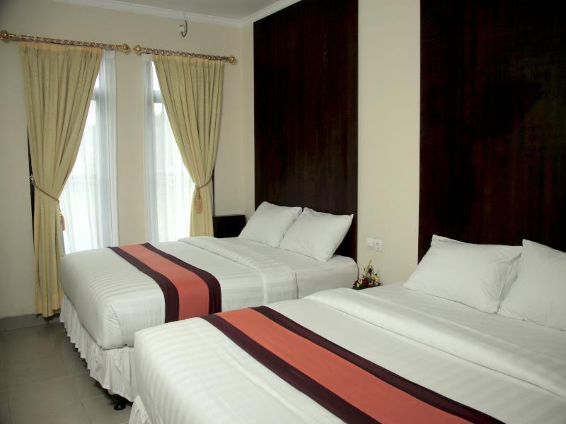 Jimbaran Lestari Hotel and Residence Spa