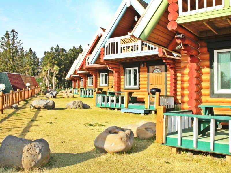 Jungmun Log Pension and Resort9