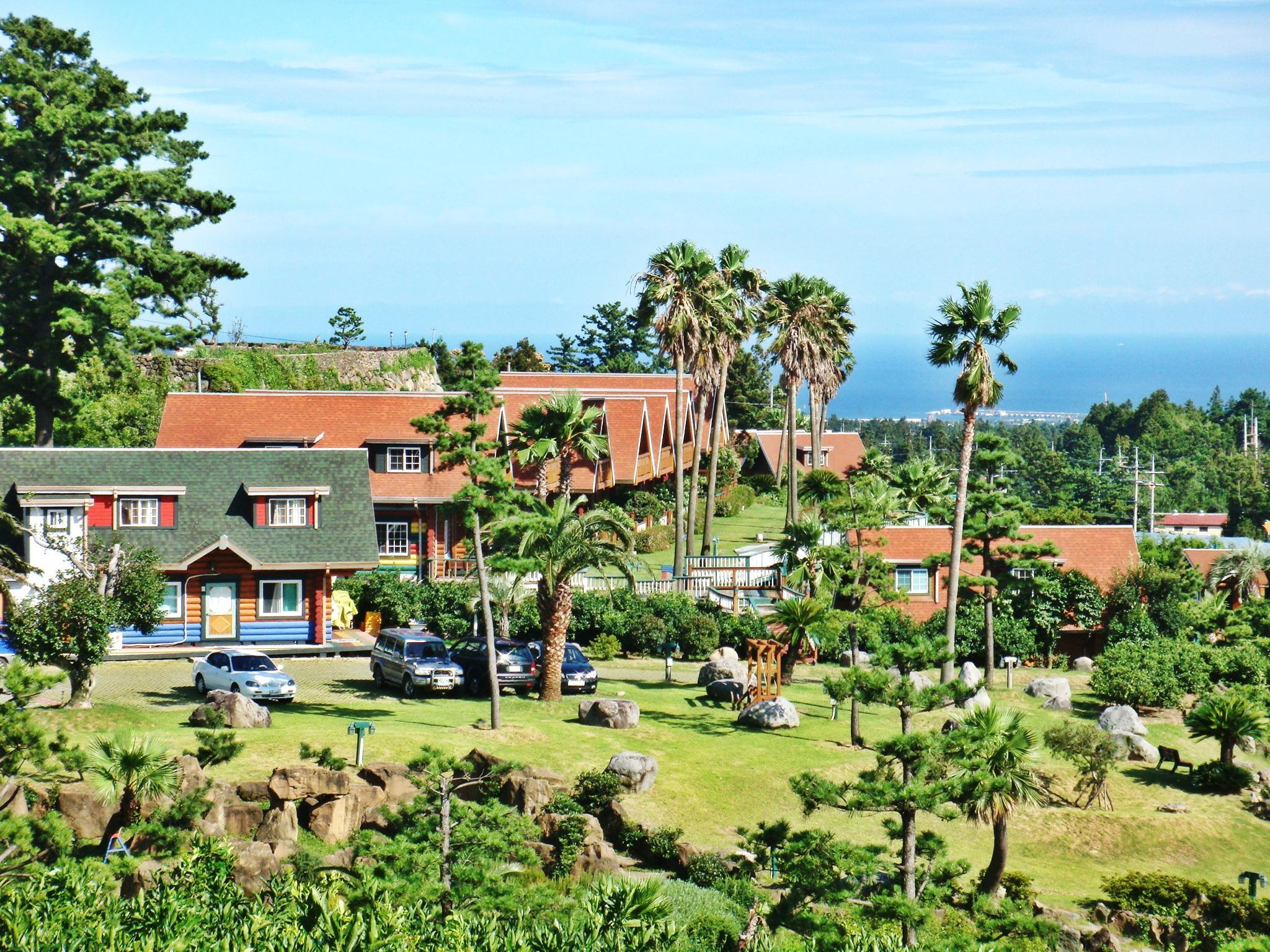 Jungmun Log Pension and Resort11
