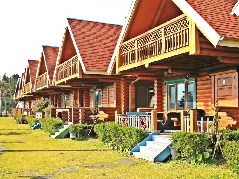 Jungmun Log Pension and Resort24