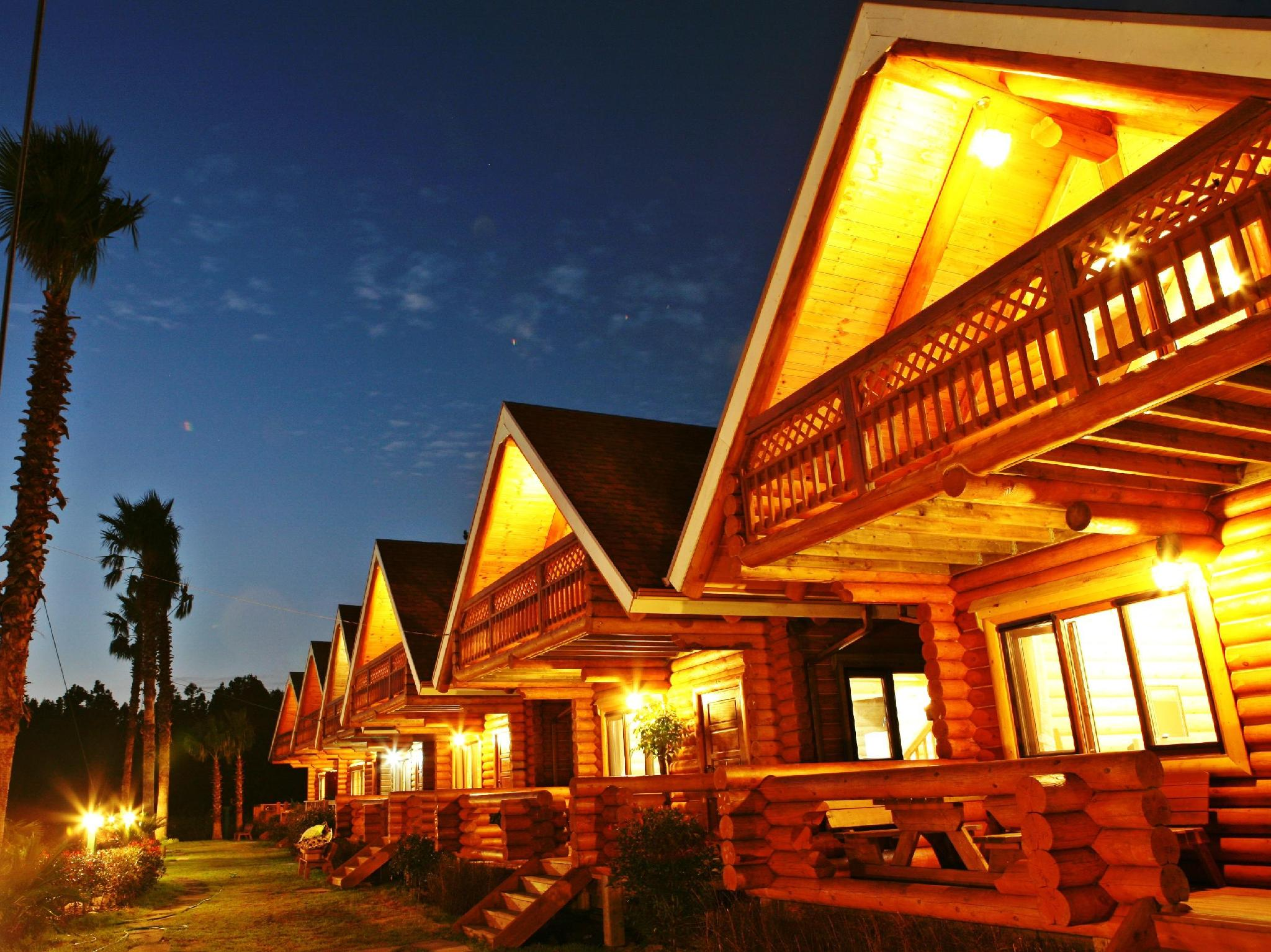 Jungmun Log Pension and Resort31