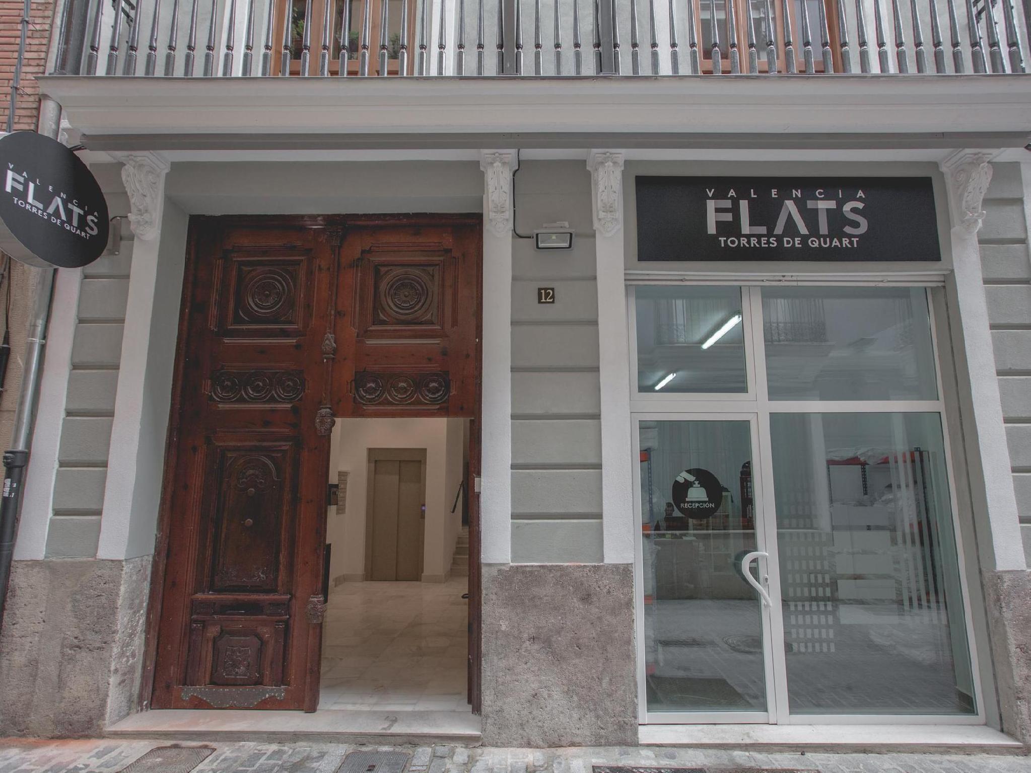 Valencia Centre Torres de Quart – Valencia 1