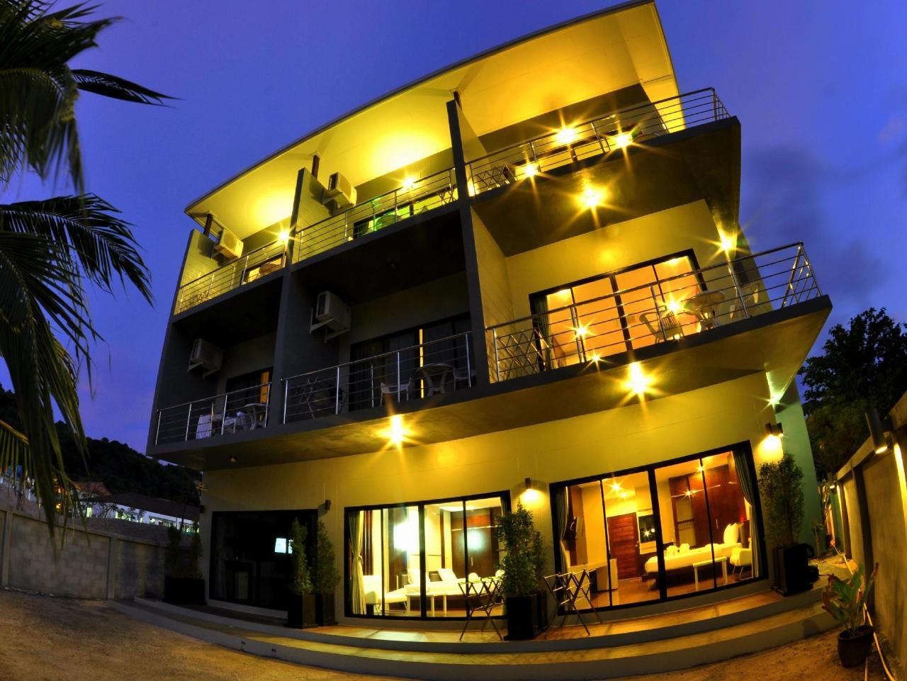 พีพี ต้นไทร เพลส (Phi Phi Tonsai Place)