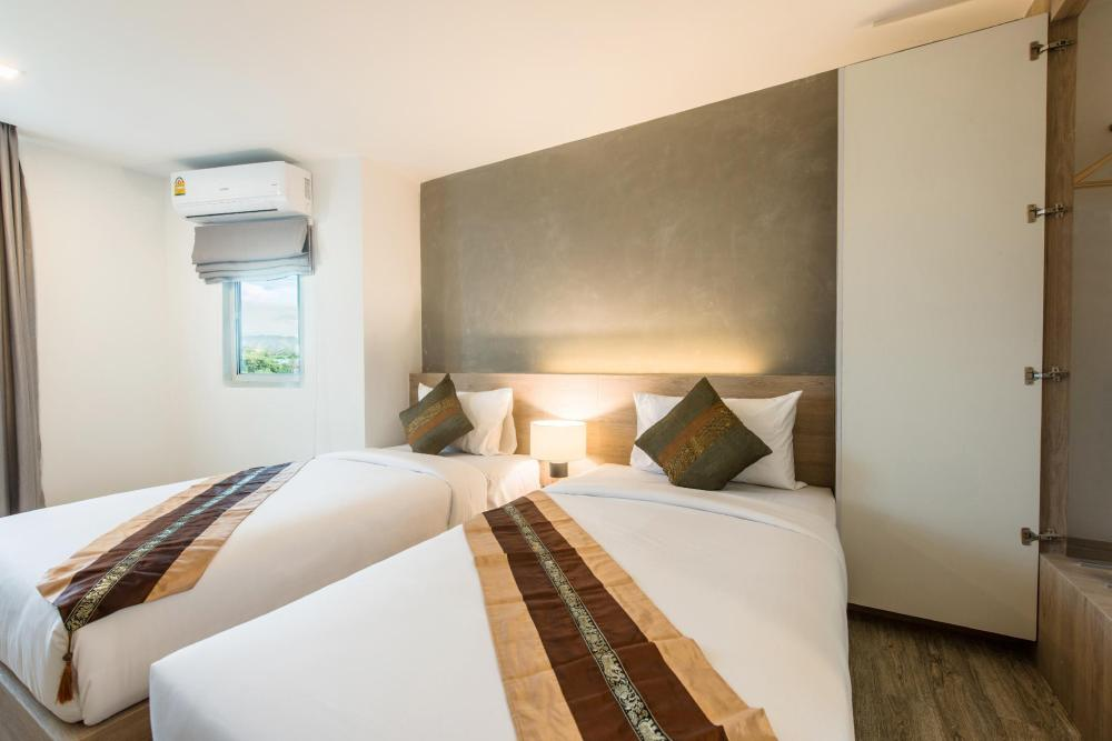 B2 Phrae Boutique and Budget Hotel