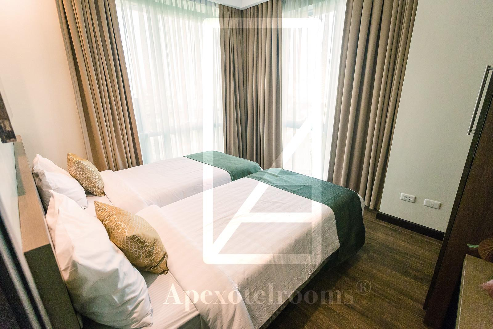 APARTMENT AYALA NEW BIG ULTRA LUXURIOUS 8 PAX