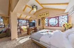 Yiyun garden Inn[Xiangyun View room], Lijiang