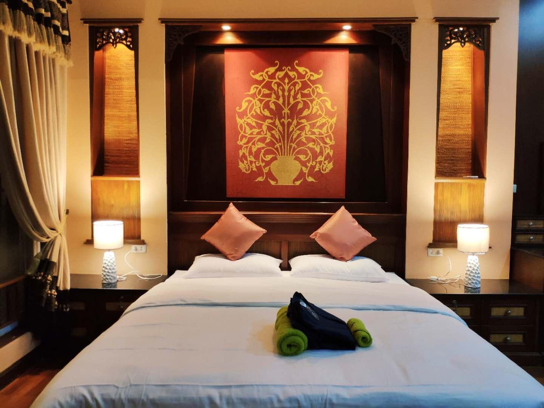 ,4 bed rooms mountain view in Momoka Pool Villa