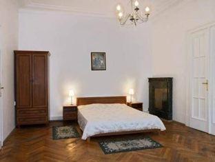 Venezia Hotel Praag - Gastenkamer