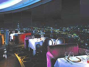 Grand Hyatt Hotel Cairo - The Revolving Restaurant
