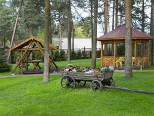 Hotel Dzingel Tallinn - Ogród