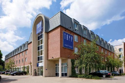 Tryp Hotel in ➦ Oberhausen ➦ accepts PayPal