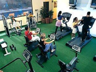 JW Marriott Hotel Caracas - Fitness Room