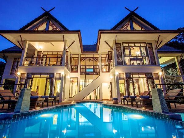 泰国苏梅岛马夫拉别墅(Villa Maphraaw) 泰国旅游 第1张