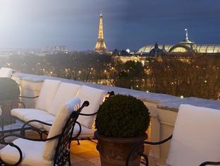 De Crillon Hotel Paris - Balcony/Terrace