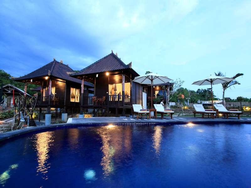 Bali belva bungalow bali indonesia for Bali indonesia hotel booking