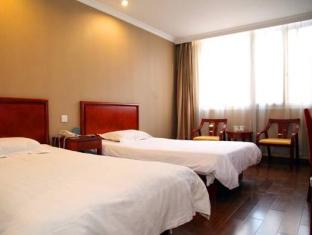 GreenTree Inn Shanghai Chifeng Road Metro Station Business Hotel Shanghai - Guest Room