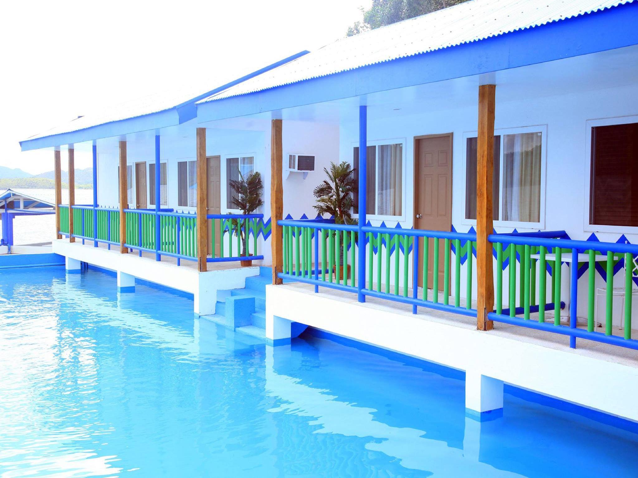 Coron Underwater Garden Resort Palawan Philippines