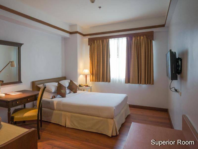 シーロム シティー ホテル(Silom City Hotel)