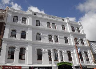 Review Backpackers Imperial Hotel Hobart AU