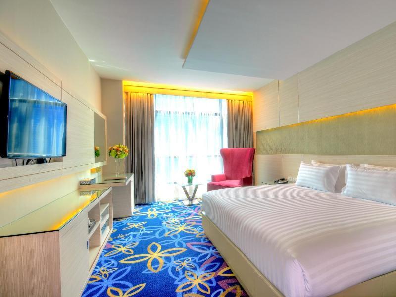 【Sukhumvit Hotel】ワン ワン バンコク ホテル(One One Bangkok Hotel)