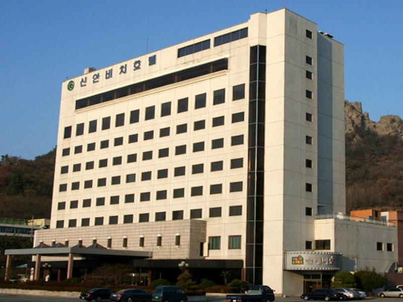 South Korea-신안 비치 호텔 (Shinan Beach Hotel)