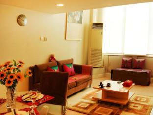 Ariva Beijing Luxury Serviced Apartment Beijing - Suite Room