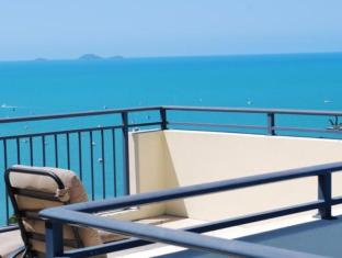 Pinnacles Resort Whitsunday Islands - Altan/Terrasse