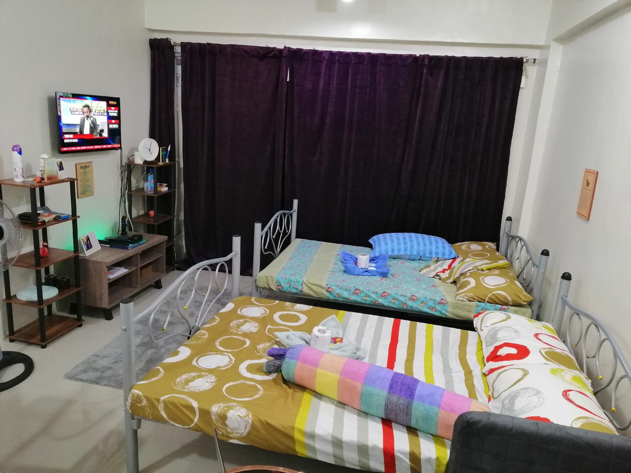 Condo Near Airport NAIA with WIFI +Cable 1 - Hotels Information/Map/Reviews/Reservation
