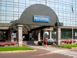 Novotel Moscow Sheremetyevo Airport Hotel Moscow - Entrance