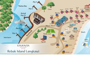 Vivanta by Taj - Rebak Island Resort Langkawi - Floor Plans