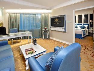 Emperor Hotel Makau - Kamar Tidur