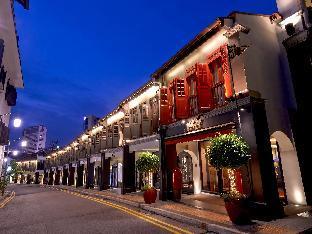 ザ スカーレット シンガポール ホテル3